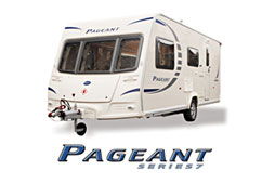 Amazing Bailey Caravans