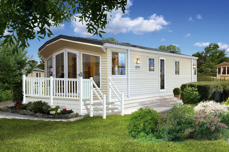 2012 Willerby Winchester with DECKING! NEW FOR 2012 SEASON - RARELY AVAILABLE LOCATION!