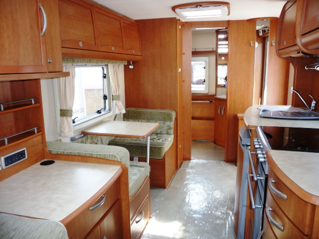 2007 Bessacarr Cameo 550GL - ULTIMATE LUXURY!